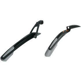 SKS Shockblade & X-Blade Mud Guard Set 28/29 inch grey/black